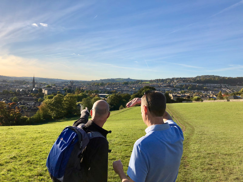 Bath Guided Walking Tours