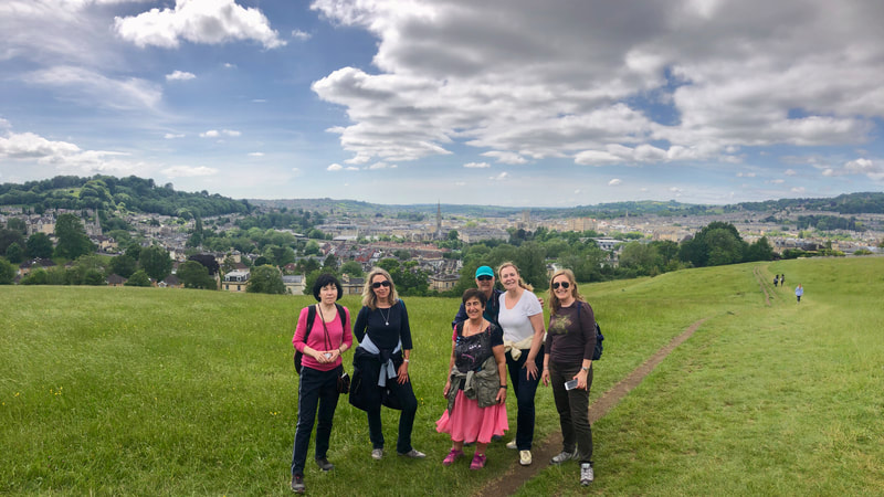 guided walking tours in bath