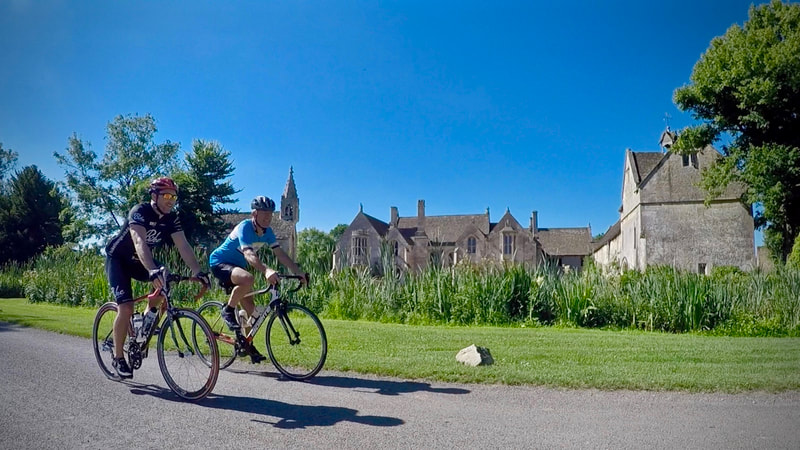 Cotswolds Road Cycling Weekend