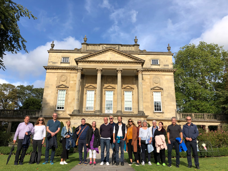 group walking tours in bath