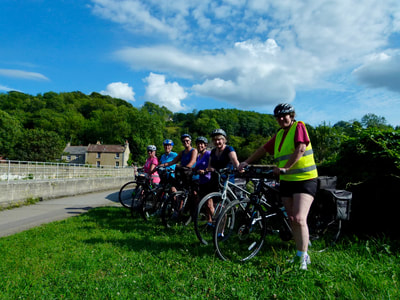 Bath Guided Cycle Tours